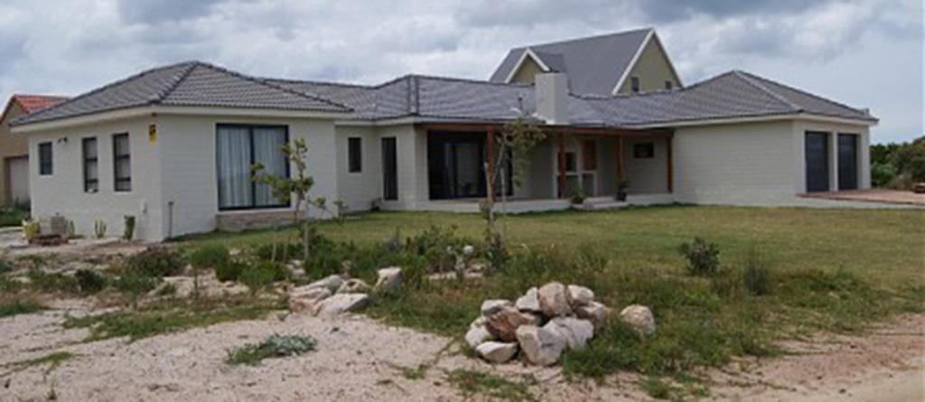 Energy Efficient Building - Stumbelbloc Garden Route