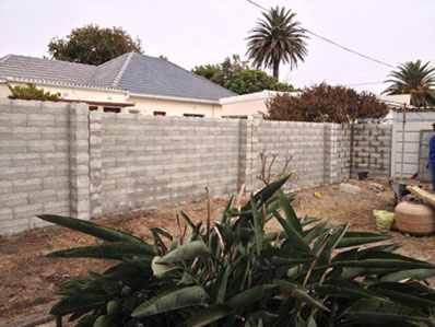 Boundary Walls Eden Developments www.edendevelopments.co.za
